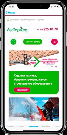 Создание сайтов под ключ в Казани-фото