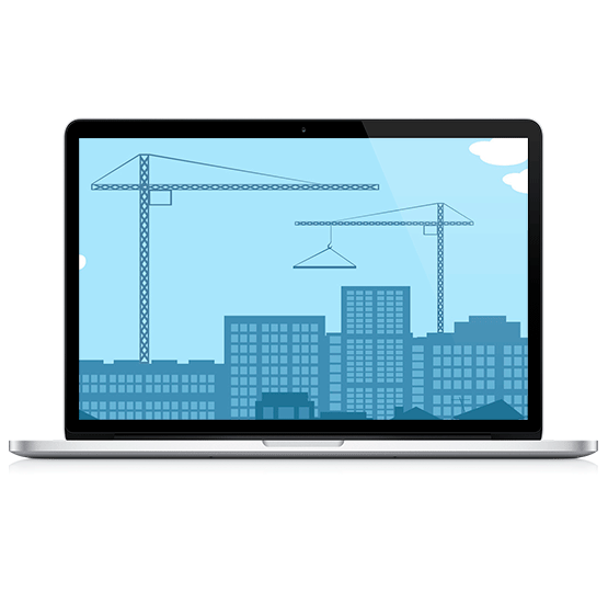 Продвижение строительной компании-фото