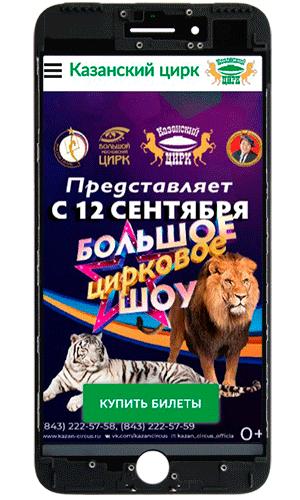 Казанский Цирк-фото
