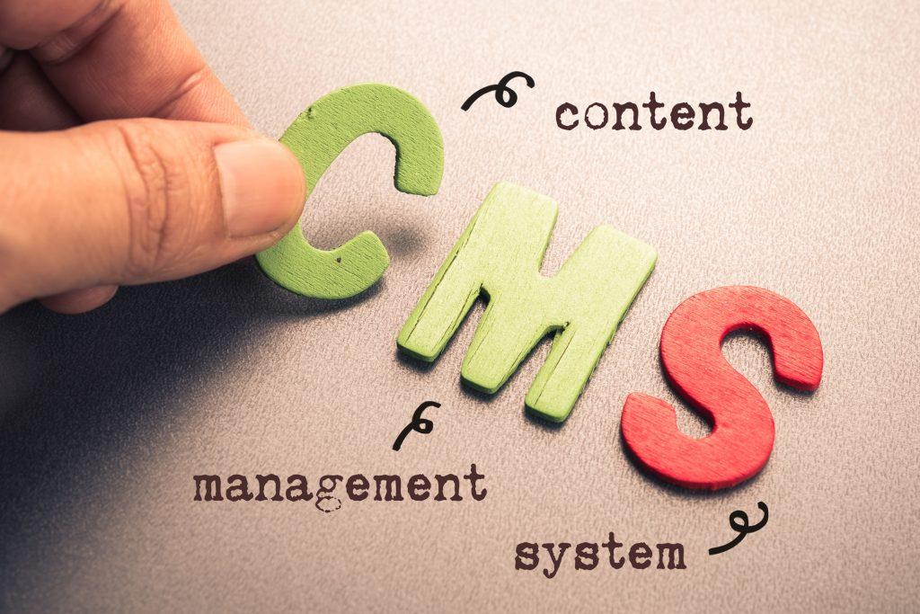 Что такое CMS сайта