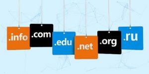Виды доменов фото