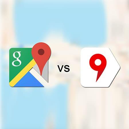 Как продвигаться на картах Google и Yandex-фото